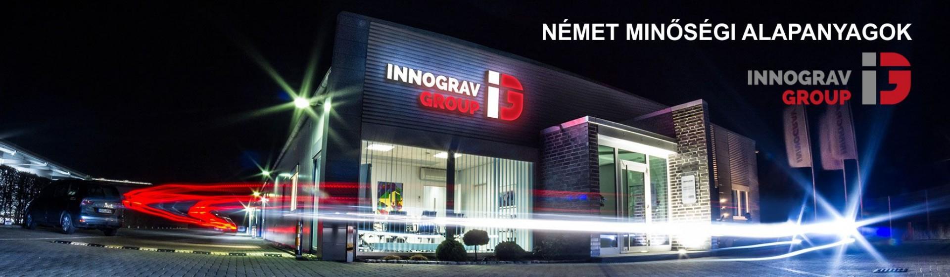 IGM Zrt. / Innograv alapanyagok forgalmazása